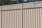 Albany Colorbond fencing 13