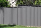 Albany Colorbond fencing 3