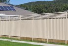 Albany Colorbond fencing 5