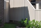 Albany Colorbond fencing 8