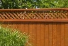 Albany Timber fencing 14
