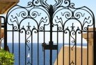 Albany Wrought iron fencing 13
