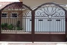 Albany Wrought iron fencing 2